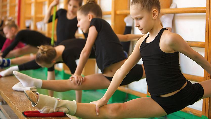 Athletica | Calgary Gymnastics Centre |