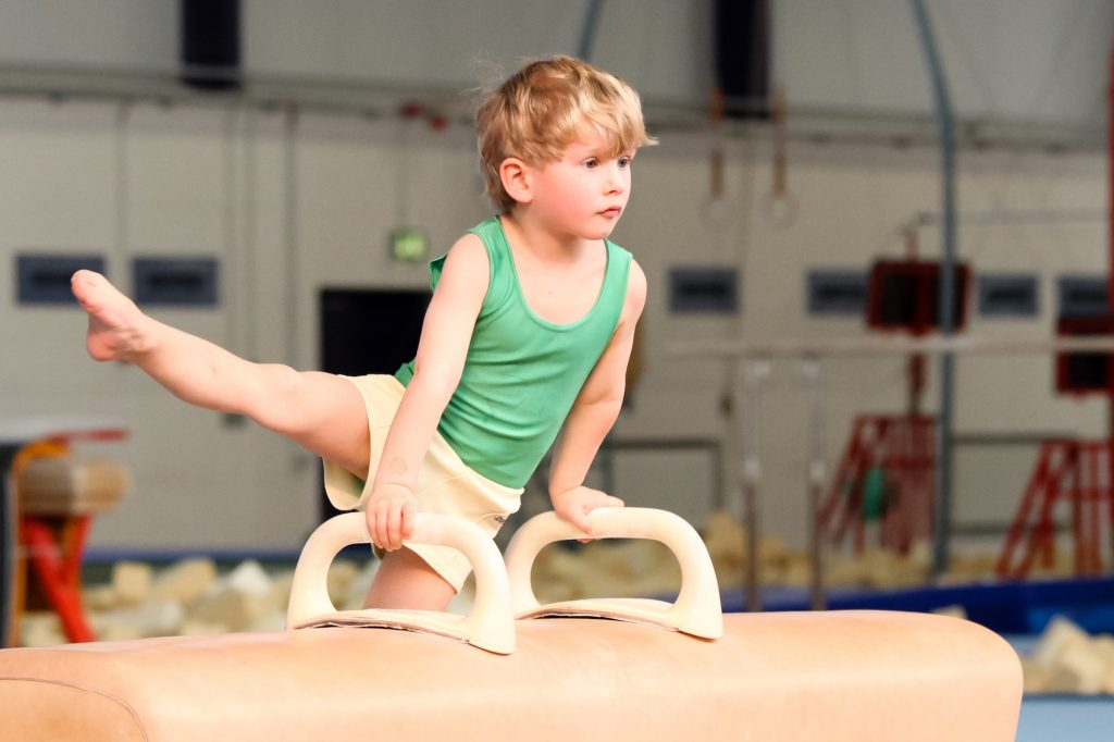 Read more on The Benefits of Gymnastics for Young Children