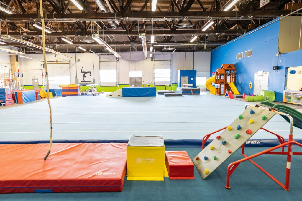 Read more on Gymnastics for Babies in Calgary